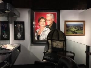 George and Nancy Jones