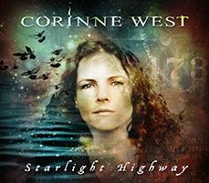 CorinneWestStarlightHwyCover